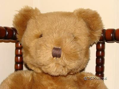 Harrods UK Large Foot Dated 13 inch Christmas Bear 1997