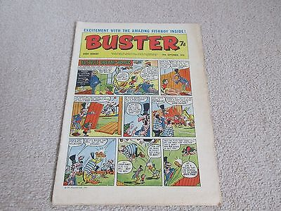 BUSTER COMIC- Sept 19th 1970, good condition-Beano