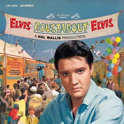 Elvis Collectors CD -  FTD Roustabout