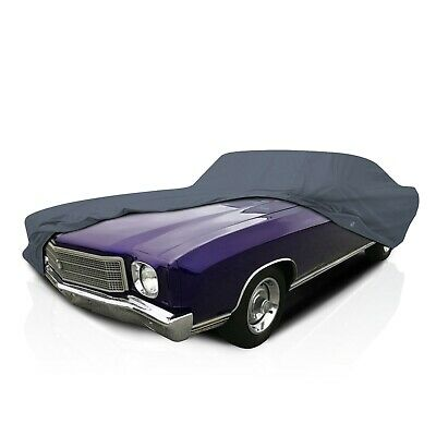[CSC] Waterproof Full Car Cover For Lincoln Continental 1961 1962 1963 1964 1965