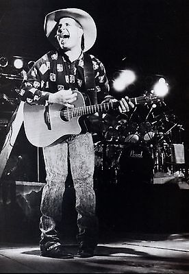 Garth Brooks 1 Page Clipping