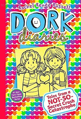 Dork Diaries 12: Tales from a Not-So-Secret Crush Catastrophe (Hardcover) *NEW*