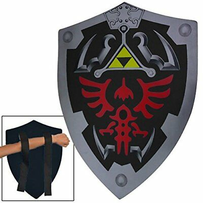 Legend of Zelda Link Hylian Hyrule Triforce Foam Shield LARP