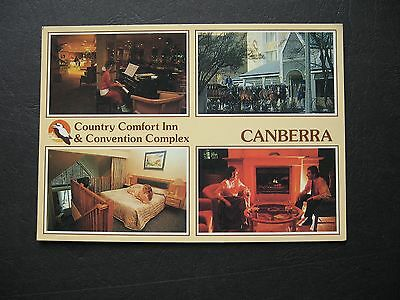 Country Comfort Inn & Convention Complex Canberra ACT Australia