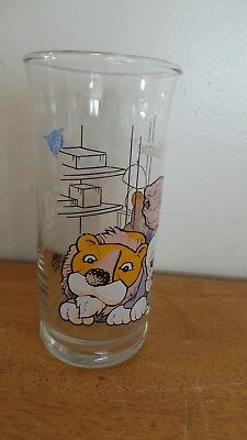 "1982 Pizza Hut Limited Ed ""E.T. the Extra-Terrestrial"" Collectors Drinking Glass"