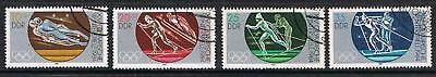 STAMPS  GERMANY - DDR 1983 SPORT    (FU - CTO)    lot A102