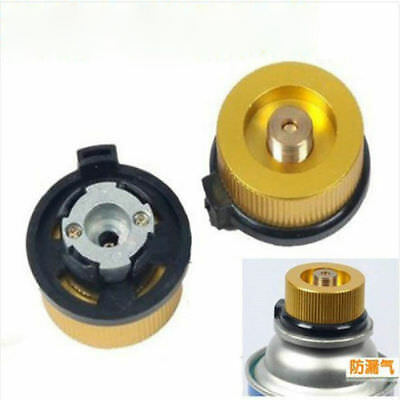 The Head Converter Of Outdoor Camping Furnace Burner Conversion Head Adaptor
