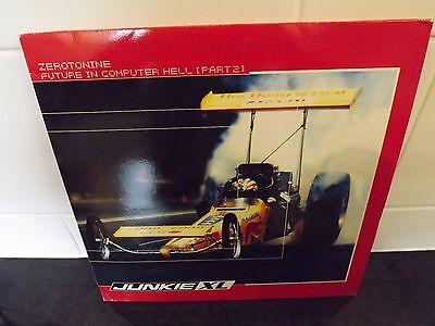 "Junkie XL - Zerotonine 12"" vinyl 2-disc pack"