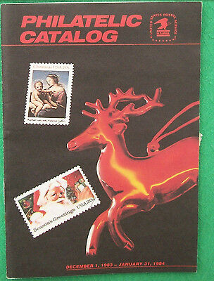 United States Postal Service Philatelic Catalog  Dec 1, 1983 - January 31, 84