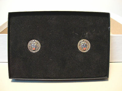 American Soldier Defender Of Freedom National Guard Lapel Pins With Box  L@@k