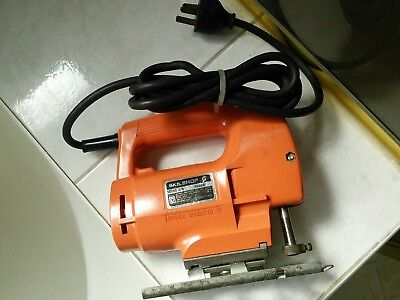 Black and Decker  corded jigsaw
