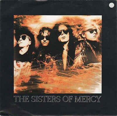 Sisters Of Mercy – Doctor Jeep (Merciful Release, MR 51 / 9031-73261-7]