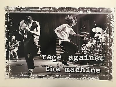 Rage Against The Machine, Authentic Licensed 2000  Poster