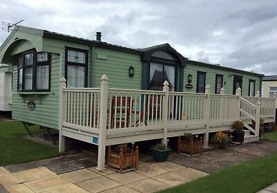 Luxury caravan Towyn north Wales. £50 per night.