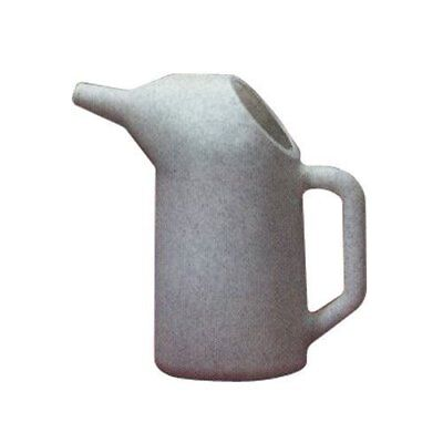 2 Quart Non-Metallic Funnel Pouring Pitcher Other Tabletop Concession Machines