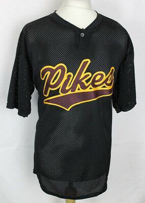 #5 Vintage Pikes Baseball Jersey Shirt Mens Xl Rawlings