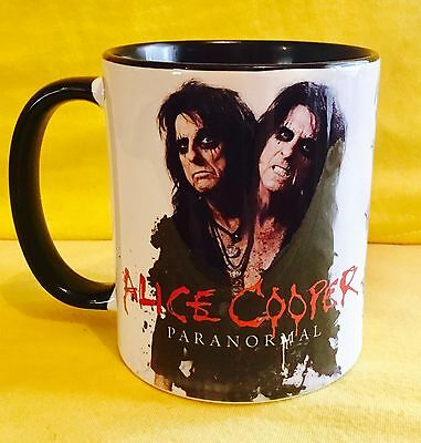 Alice Cooper-Paranormal 2017-Album Cover- On A Mug