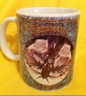 Jon Anderson Olias Of Sunhillow 1976-Album Cover- On A Mug