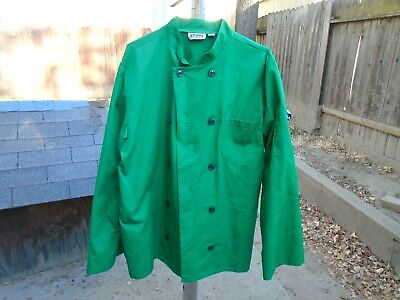 Chef Coats 3 White size Small $12.00 for All 3 Chef Coats