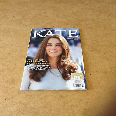 Royal Life #32 Presents Kate The Duchess Of Cambridge A Life In Pictures Special