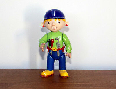 """BOB the BUILDER WENDY Figure – 4"""" movable figure – Great Gift! RARE!"""