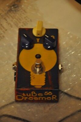 Jam Pedals Tone Dreamer 58  Distortion Overdrive Effect Pedal