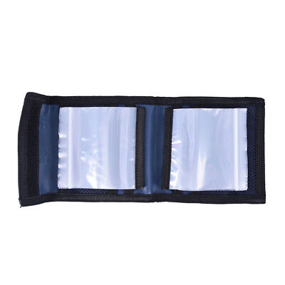 Blue Fishing Line LFFder And Tube Fly Storage Wallet--13.50*13cm FF