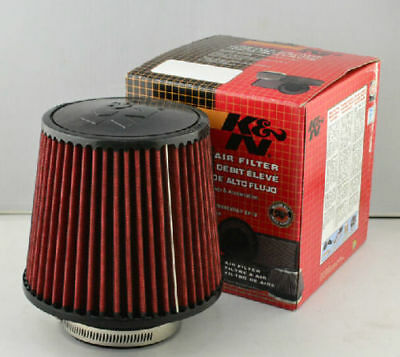 K&N red cone universal air filter induction kit sports racing