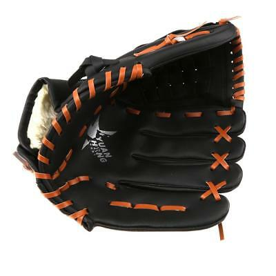 """New 12.5"""" Baseball Softball Gloves Mitts Right Hand Thrower Youth"""