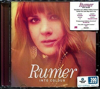 Rumer - Into Colour Cd * New & Sealed *
