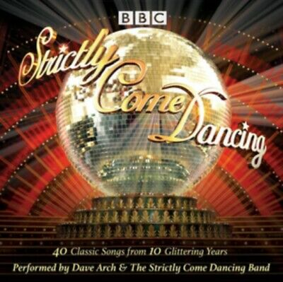 DAVE ARCH & THE STRICTLY BAND Strictly Come Dancing CD *NEW & SEALED*