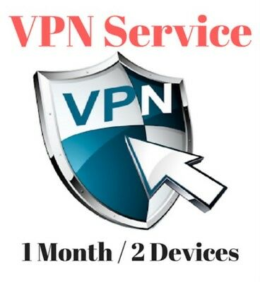 [HOT!] VPN SERVICE ALL IN ONE ACCOUNT 1Month 2 Devices +200 Servers 7 Countries