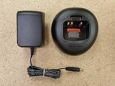 Motorola 2 Way Radio Charger PMTN4034A, For CT150, CT250, and CT450 Radios