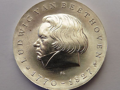 A141    DDR 10,- Mark 1970 Beethoven