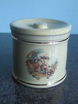 Denby - Yellow - Sugar / Preserve / Lidded Pot - Regency Images