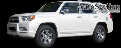 Fits 2010-2017 TOYOTA 4RUNNER Window Trim Package