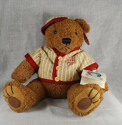 Teddy Roosevelt's Teddy Bear, 100 Anniversary of this iconic symbol Vtg 2001