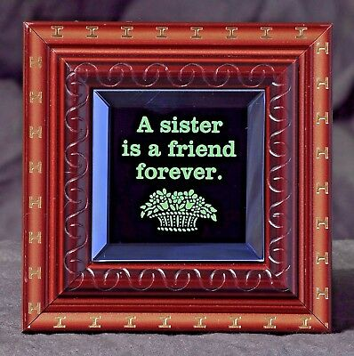A Keepsake Plaque for your Sister A Gift for your Sister