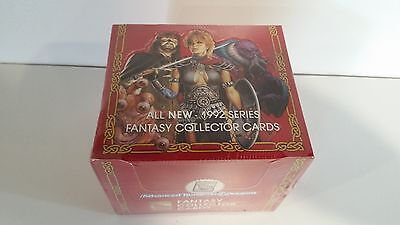 TSR 1992 Advanced Dungeons & Dragons 2ND Edition Fantasy Collector Cards Sealed