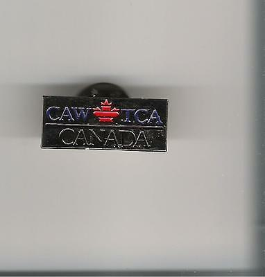 P2) Trade Union Pin - Canadian Auto Workers Union CAW