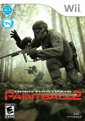 Greg Hastings' Paintball 2 For Wii And Wii U 2E