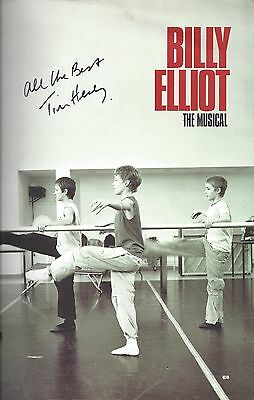 "Elton John ""BILLY ELLIOT"" Liam Mower / Tim Healy (Signed) 2005 London Program"