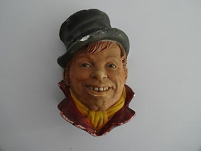 "Vintage Legend Products Artful Dodger chalk figure 6"" high"