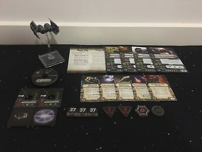 Star Wars X-Wing Miniatures Game TIE Bomber Expansion