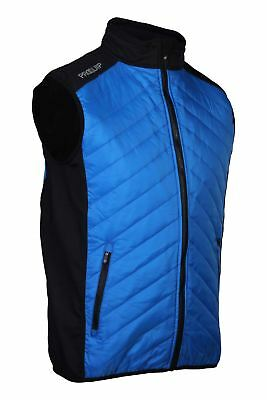 NEW 2017 PROQUIP Pro-Flex EVO Quilted Windproof Golf Gilet