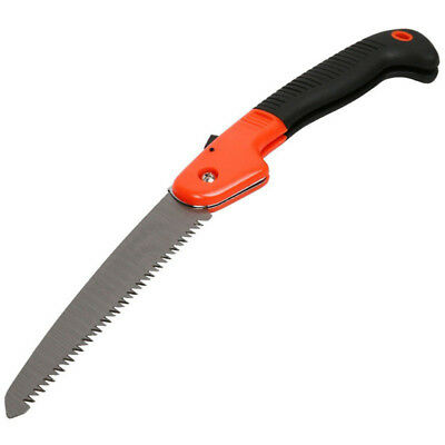 Foldable Metal Pruning Hand Saw Garden Outdoor Camping Retractable Cutting Tool