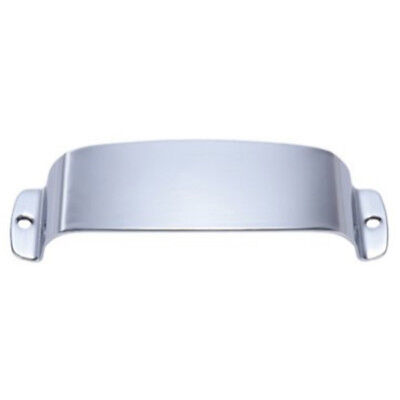 Silver Vintage Jazz Bass Pickup Cover C6C5