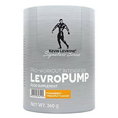 Kevin Levrone - Levro Pump - 360g, Pre-Workout, Pump,Booster, Muskelaufbau, Pump