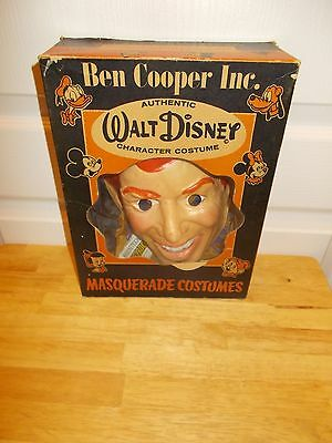 JIMMY DODD  Vintage Ben Cooper Inc.  Authentic WALT DISNEY Character Costume 195