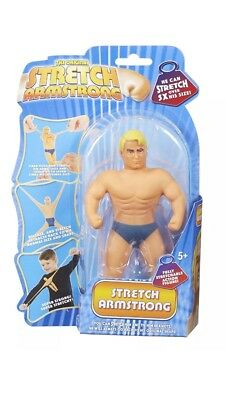 New Stretch Armstrong 7Inch Armstrong Figure